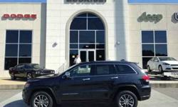 $37,980 2014 Jeep Grand Cherokee Limited