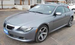 $37,990 Used 2008 BMW 6-Series for sale.