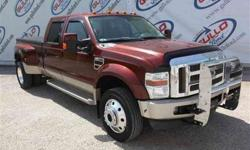 $37,995 2008 Ford Super Duty F-450 DRW King Ranch
