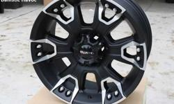 "$389 16"" to 20"" Truck/Suv Rims Ballistic, Incubus, & More 5,"