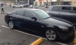 $38,000 OBO 2010 BMW 528i, 3.0L 6cyl Automatic Sedan, 22K