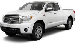 $38,255 2013 Toyota Tundra Double Cab 5.7L V8 6-Spd AT