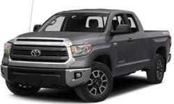 $38,475 2014 Toyota Tundra Double Cab 5.7L V8 6-Spd AT SR5