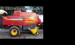 $38,500 2001 New Holland BB960 Baler/Square