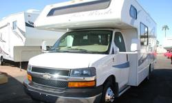 $38,900 OBO 2008 Fourwinds Class C 23A w/ very Low miles