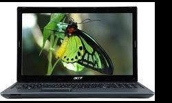 "$399 Acer Aspire One 15.6"" Laptop"
