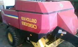$39,000 New Holland BB960