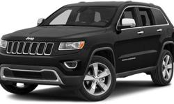 $39,705 2014 Jeep Grand Cherokee Limited