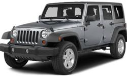 $39,870 2014 Jeep Wrangler Unlimited Rubicon
