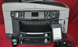 $39 HP 7410 All-In-One Printer OfficeJet - Parts Only