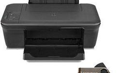 $39 New HP All-in-one Printer/Scanner/Copier w Free 4GB USB