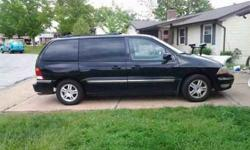 $3,000 2002 Ford Windstar