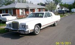 $3,000 OBO 1977 Lincoln Town Coupe