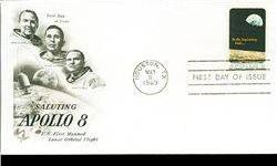 $3 1969 US First Day Postal Cover (STM-002800)