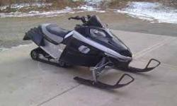 $3,200 07 arctic cat F8 snowmachine