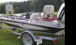 $3,200 1988 Glastron Bass Boat