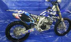 $3,300 Yamaha YZ450F (Pristine Condition MODS)