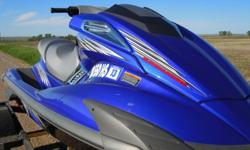 $3,400 2008 Yamaha FX SHO Supercharged Jet Ski, carries up
