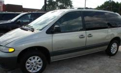 $3,477 1999 Plymouth Grand Voyager SE