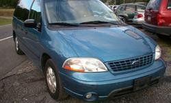 $3,495 2003 Ford Windstar Van