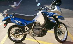 $3,499 2008 Preowned Kawasaki KLR650 Dual Purpose Bike