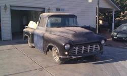 $3,500 1956 cheverolet chevy 3100 truck