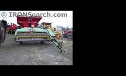 $3,500 1978 John Deere 1209 Mower Conditioner/Sickle