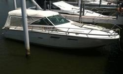 $3,500 1979 Sea Ray Weekender (24 ft) PRICE REDUCED!!