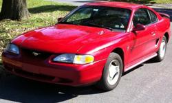$3,500 1995 Ford Mustang