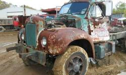 $3,500 Five B61 Mack Trucks