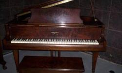 $3,500 George Steck Baby Grand Piano (Denver)