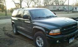 $3,500 OBO 2000 Dodge Durango - NO REASONABLE OFFER REFUSED