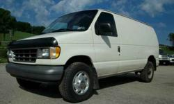 $3,500 Used 1995 Ford Econoline for sale.