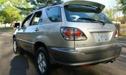 $3,580 2002 lexus rx 300 garage kept