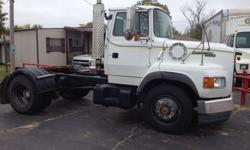 $3,600 1991 Ford L9000 Single Axle Day Cab