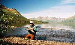$3,600 British Columbia � 7 Day - Fly-fishing Trip Hunt