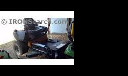 $3,695 Woods M2760 Mower/Commercial Riding
