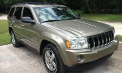 $3,710 2006 Jeep Grand Cherokee Limited 4WD