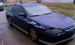 $3,750 OBO 2003 monte carlo ss pace care edtion