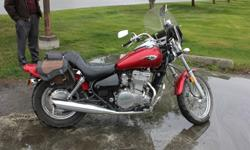 $3,799 2006 Kawasaki Vulcan 500 LTD Motorcycle for Sale