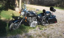 $3,800 2000 Honda Shadow Ace Tourer Motorcycle