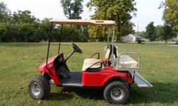 $3,850 lifted golf cart (owensboro,ky)