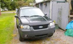 $3,900 2005 Ford Escape Xlt 2wd