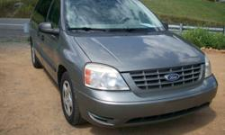 $3,995 2005 Ford Freestar Van
