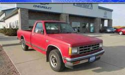 $3,995 Used 1989 Chevrolet S10 Pickup for sale.