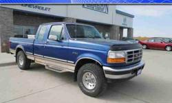$3,995 Used 1996 Ford F-150 for sale.