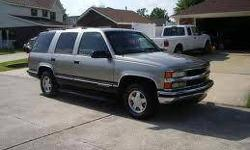 $3,995 Used 1999 Chevrolet Tahoe for sale.