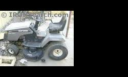 $400 1988 Craftsman 1C-GOLD Mower