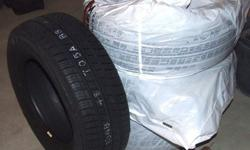 $400 4 Big O Premium Euro Tour Tires 1 brand new & 3 with