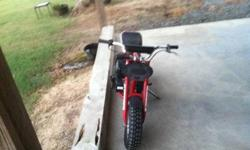 $400 6.5 hp mini bike / pit bike